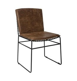 Coaster Sherman Gunmetal Side Chair