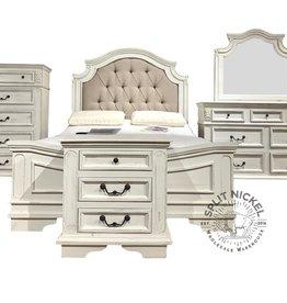 Split Nickel Freedom Dresser
