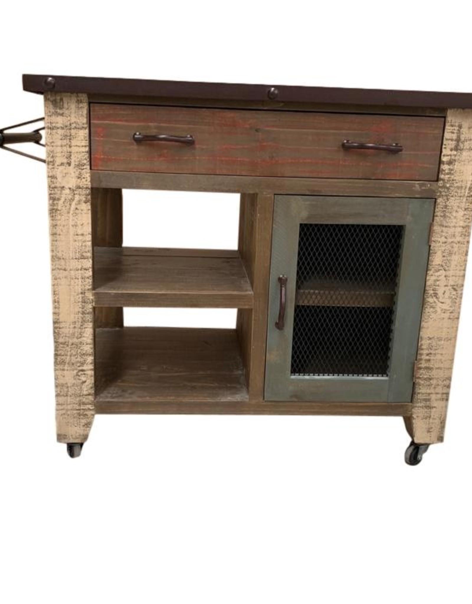 Vintage Furniture LLC Amarillo Service Cart