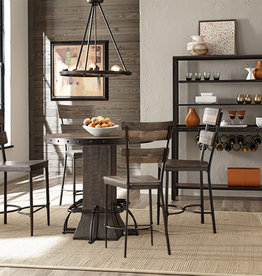 Hillsdale Furniture Jennings Counter Height Table w/4 Stools