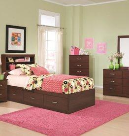Kith Furniture Briar Twin Bookcase Headboard