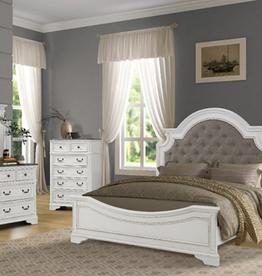 A PLUS INTERNATIONAL Gordon Eastern King Padded Bed