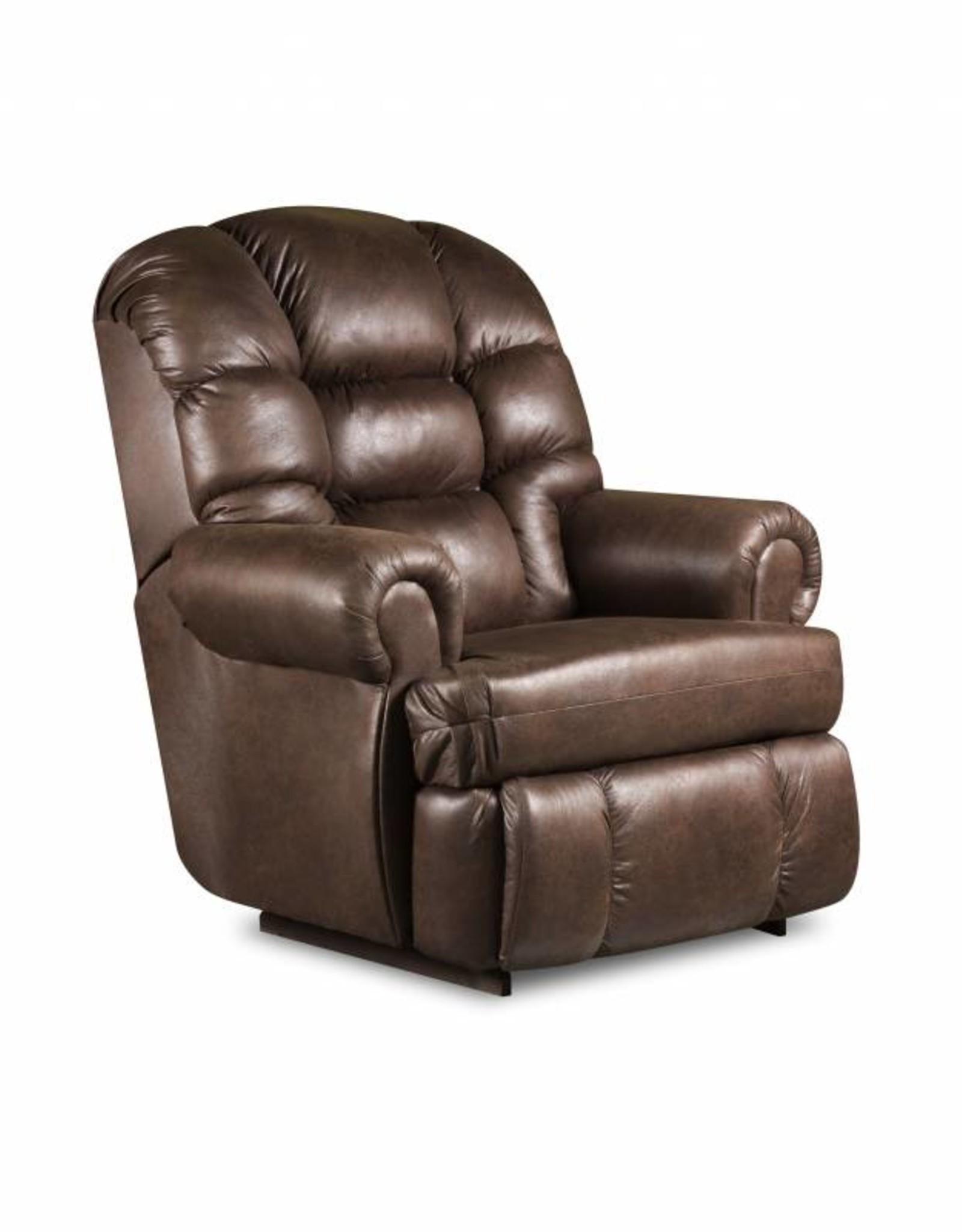 American Furniture Stallion Recliner 1/2