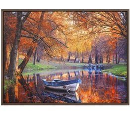 Crestview River Side Canvas