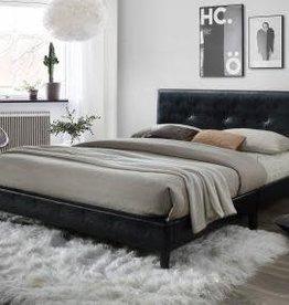 MYCO Jester Black Full Platform Bed