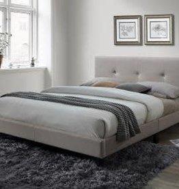 MYCO Jester Cream Full Platform Bed