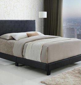 MYCO Jessica Black Twin Bed