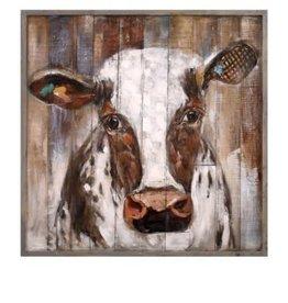 Crestview Crestview Thinking Cow