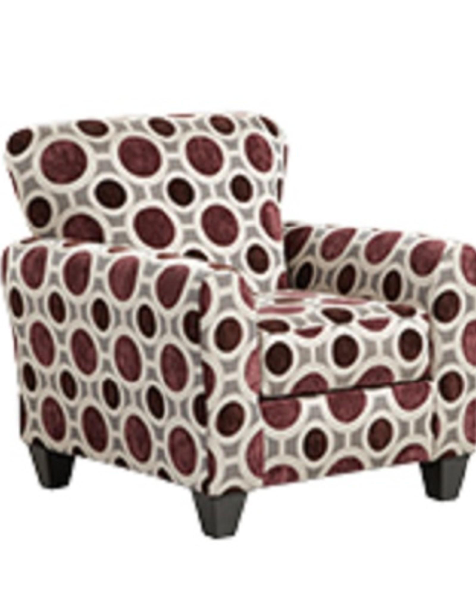 Affordable Furniture Affordable Furniture Prism Elderberry Chair