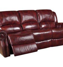 Corinthian Alexander OxBlood Sofa