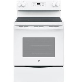 "GE GE 30"" Electric Range White"