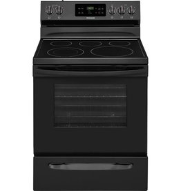 Frigidaire Frigidaire Black SmootH E/Range Black