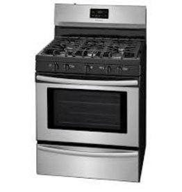Frigidaire Frigidaire StainSteel Gas Range AS IS