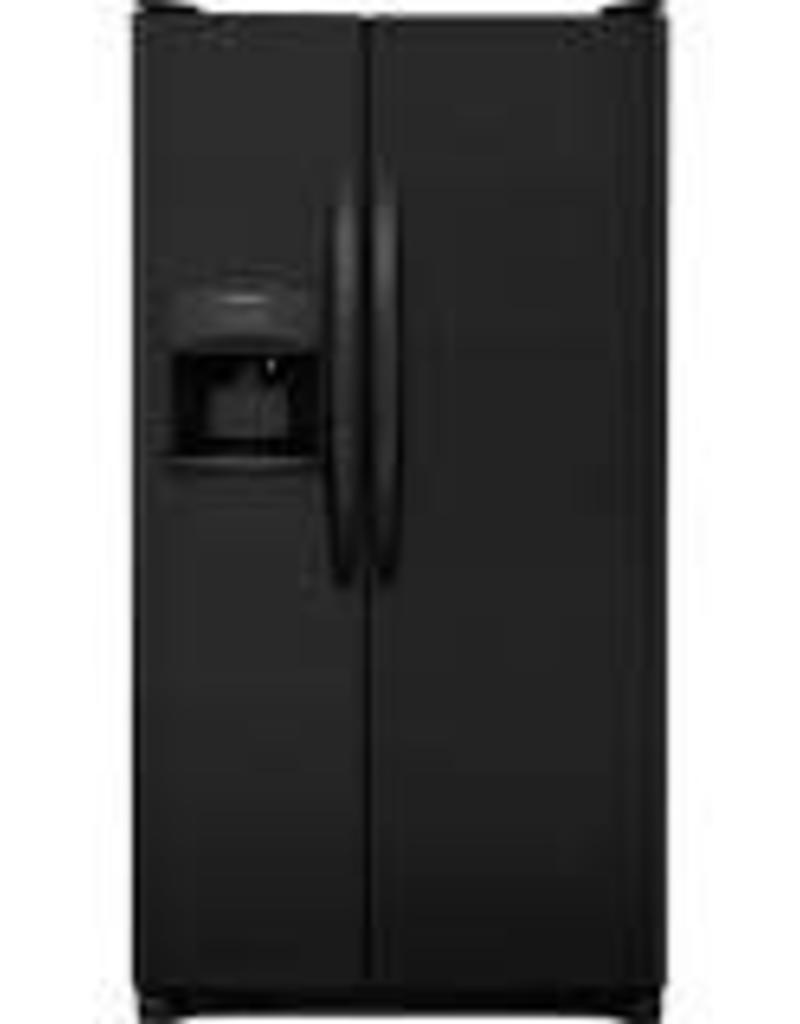 Frigidaire Frigidaire Ebony Black Side By Side
