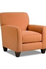 American Furniture Halifax Apricot Chair