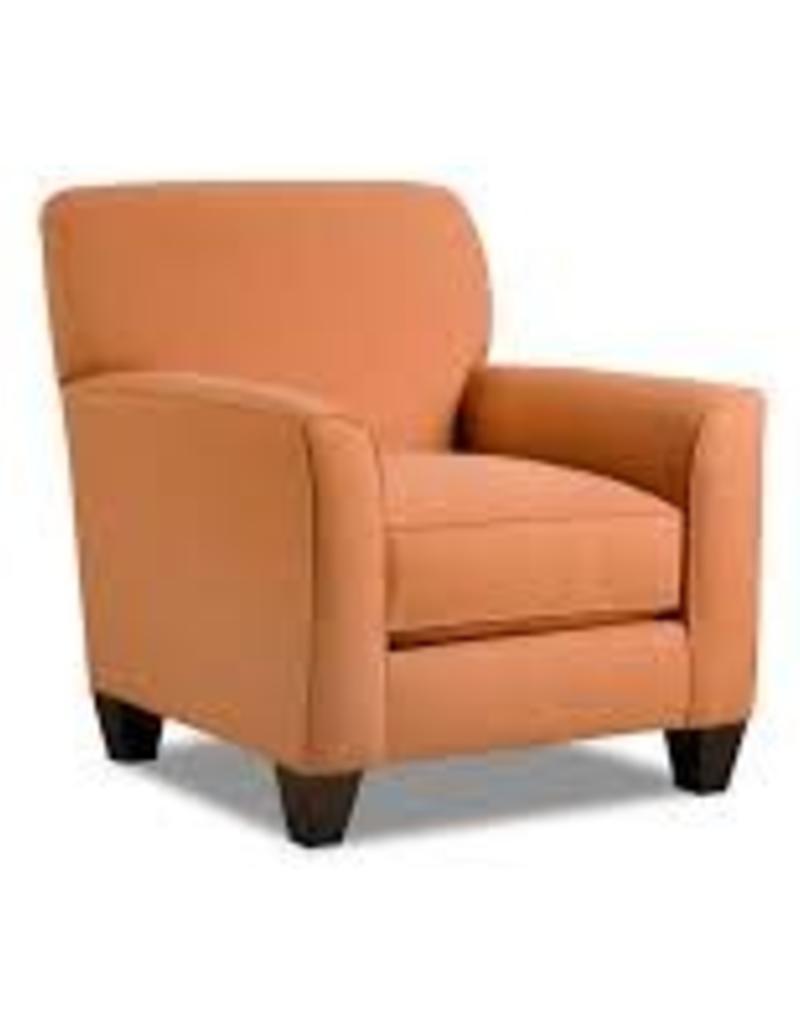 American Furniture Halifax Apricot Chair