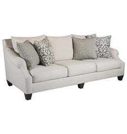 Corinthian Lavish Cream Sofa