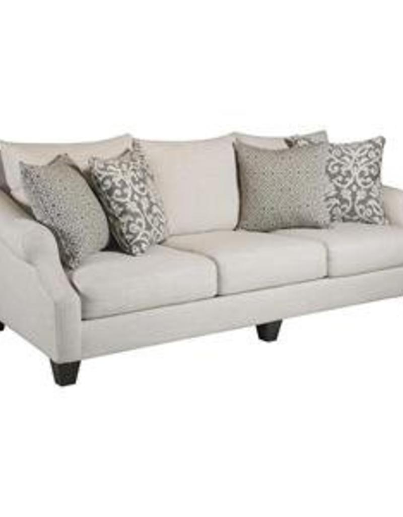 Corinthian Lavish Cream Sofa R B
