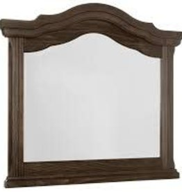 Vaughan-Basset Rustic Hill Coffee Arch Mirror