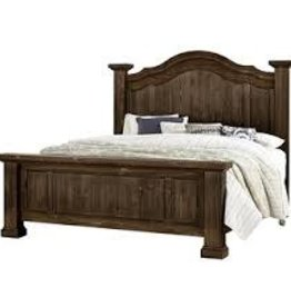 Vaughan-Basset Rustic Hill Coffee Queen Post Bed