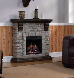 CLS Pioneer Electric Fireplace