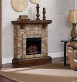 CLS Tequesta Electric Fireplace