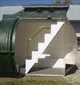 SISS LS10 Storm Shelter