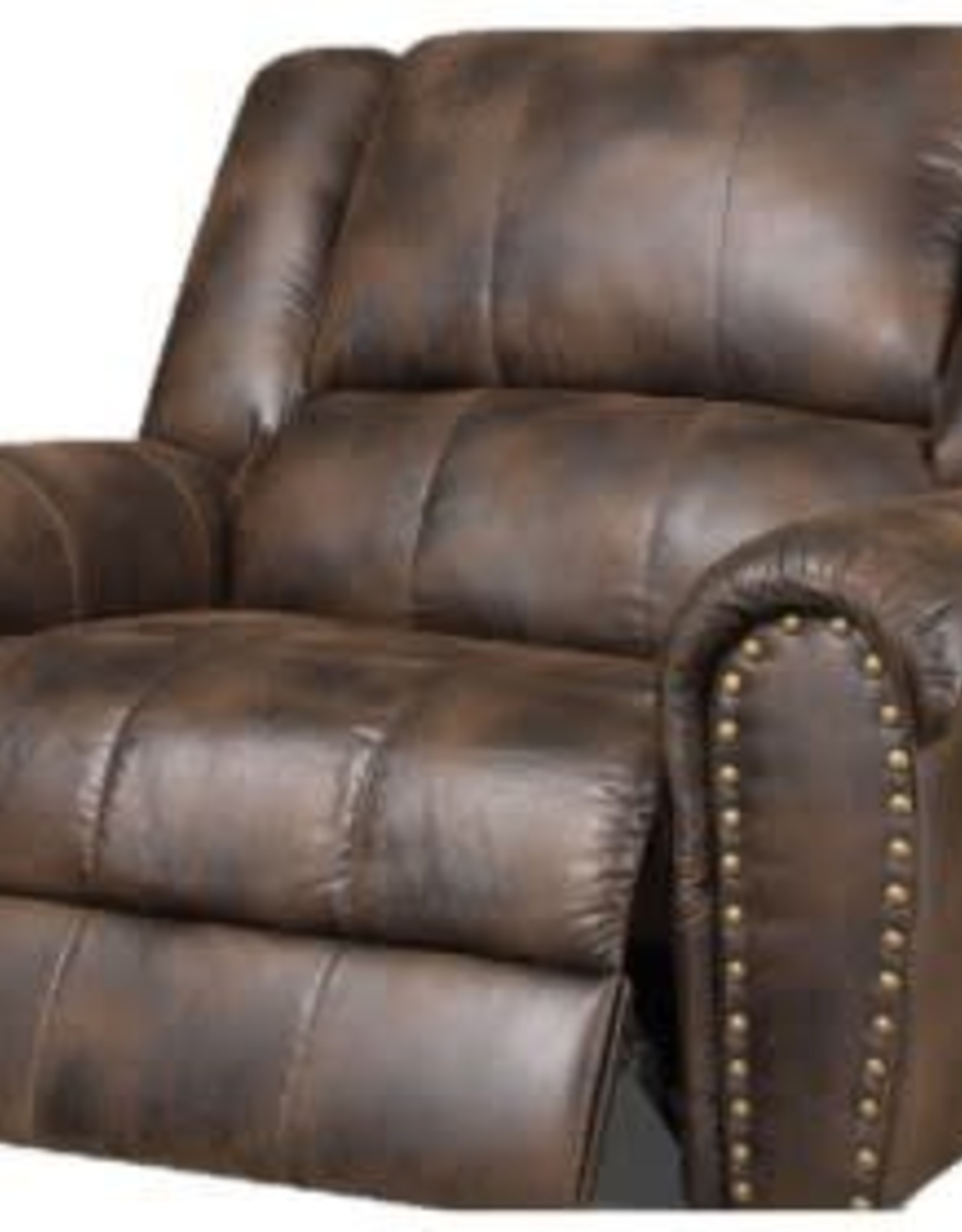 American Furniture Rochester Chocolate Recliner