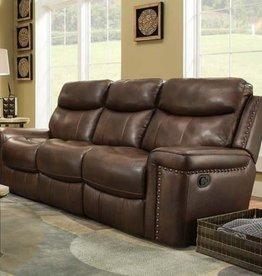 Corinthian Softie Driftwood Motion Sofa