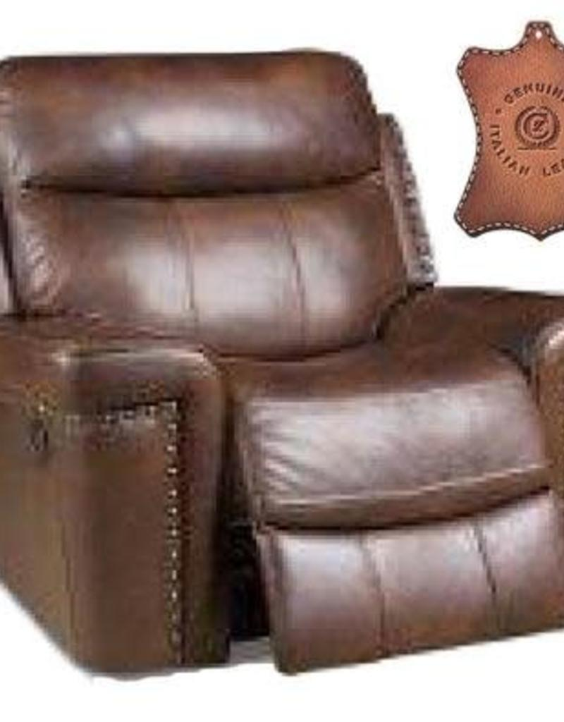 Corinthian Softie Driftwood Recliner R B Furniture