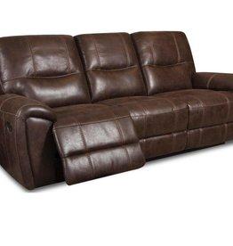 Corinthian Desert Chocolate Motion Sofa