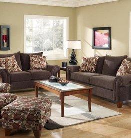 Corinthian Dark Sofa