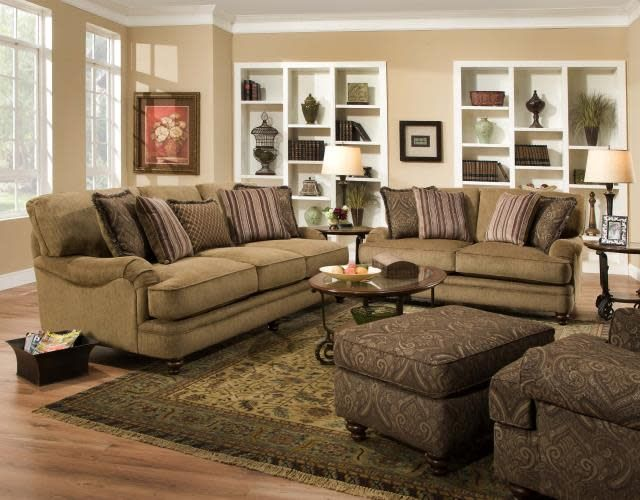 Corinthian Game Changer Khaki Love R B Furniture