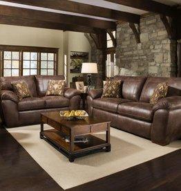 Corinthian Palance Sable Sofa