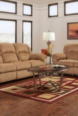 Affordable Furniture Aspen Mocha Motion Sofa
