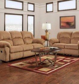 Affordable Furniture Aspen Mocha Motion Love