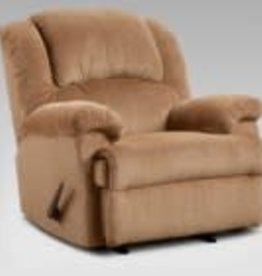 Affordable Furniture Aspen Mocha Recliner