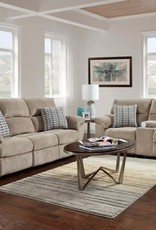 Affordable Furniture Chevron Seal Motion Sofa