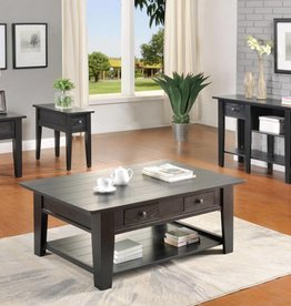 MYCO Ezra Black Coffee Table