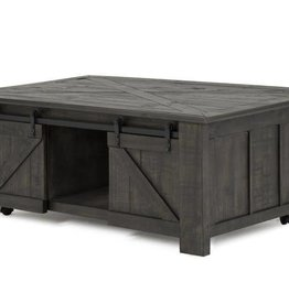 Magnussen Garrett Rectangular Lift Top Cocktail Table