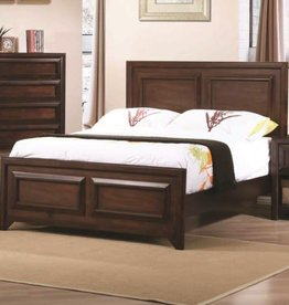 Coaster Maple Oak Full Bed