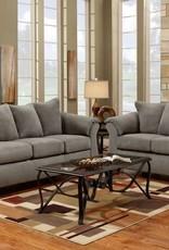 Affordable Furniture Sensations Grey Love