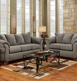 Affordable Furniture Sensations Grey Love