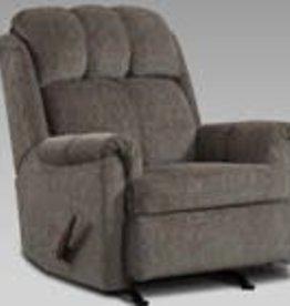 Affordable Furniture Tahoe Grey Recliner