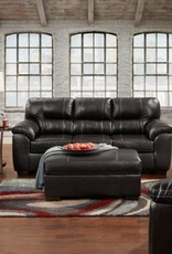 Affordable Furniture Austin Black Sofa