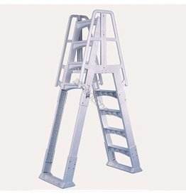SPS A Frame Heavy Duty White Ladder