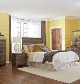 Kith Furniture Manslou Oak Dresser Mirror