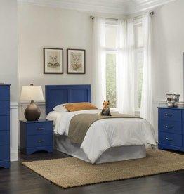 Kith Furniture Royal Blue T Headboard