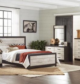 Kith Furniture Destin Queen Bed