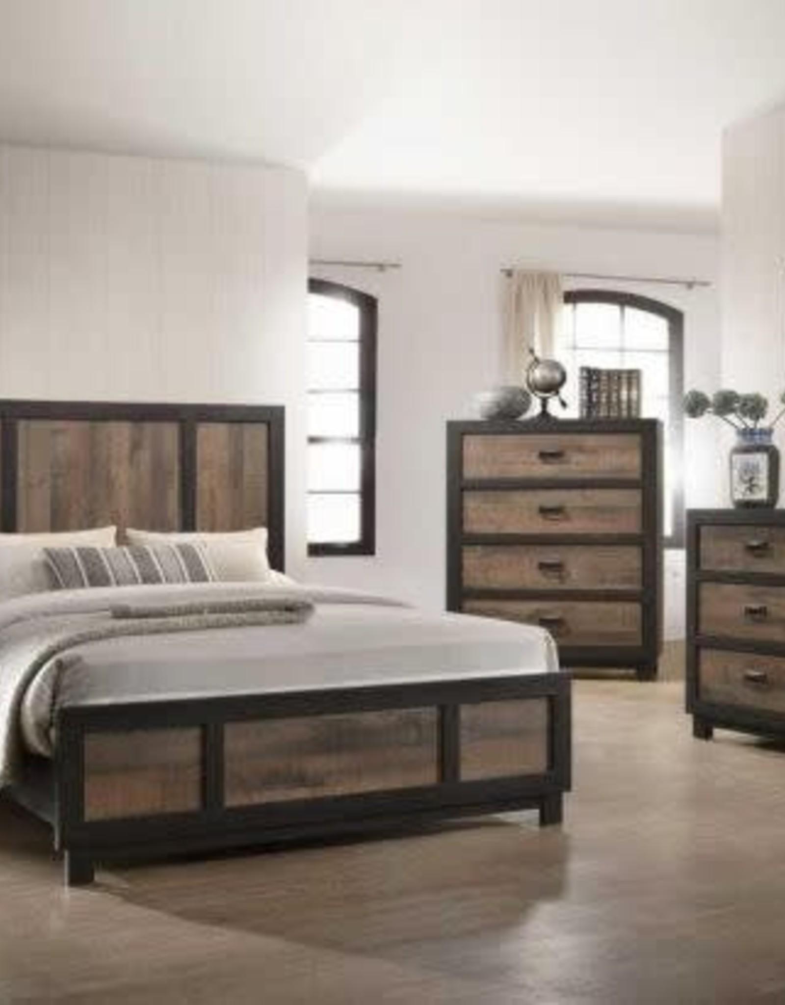 CLS Harlington Queen Bed